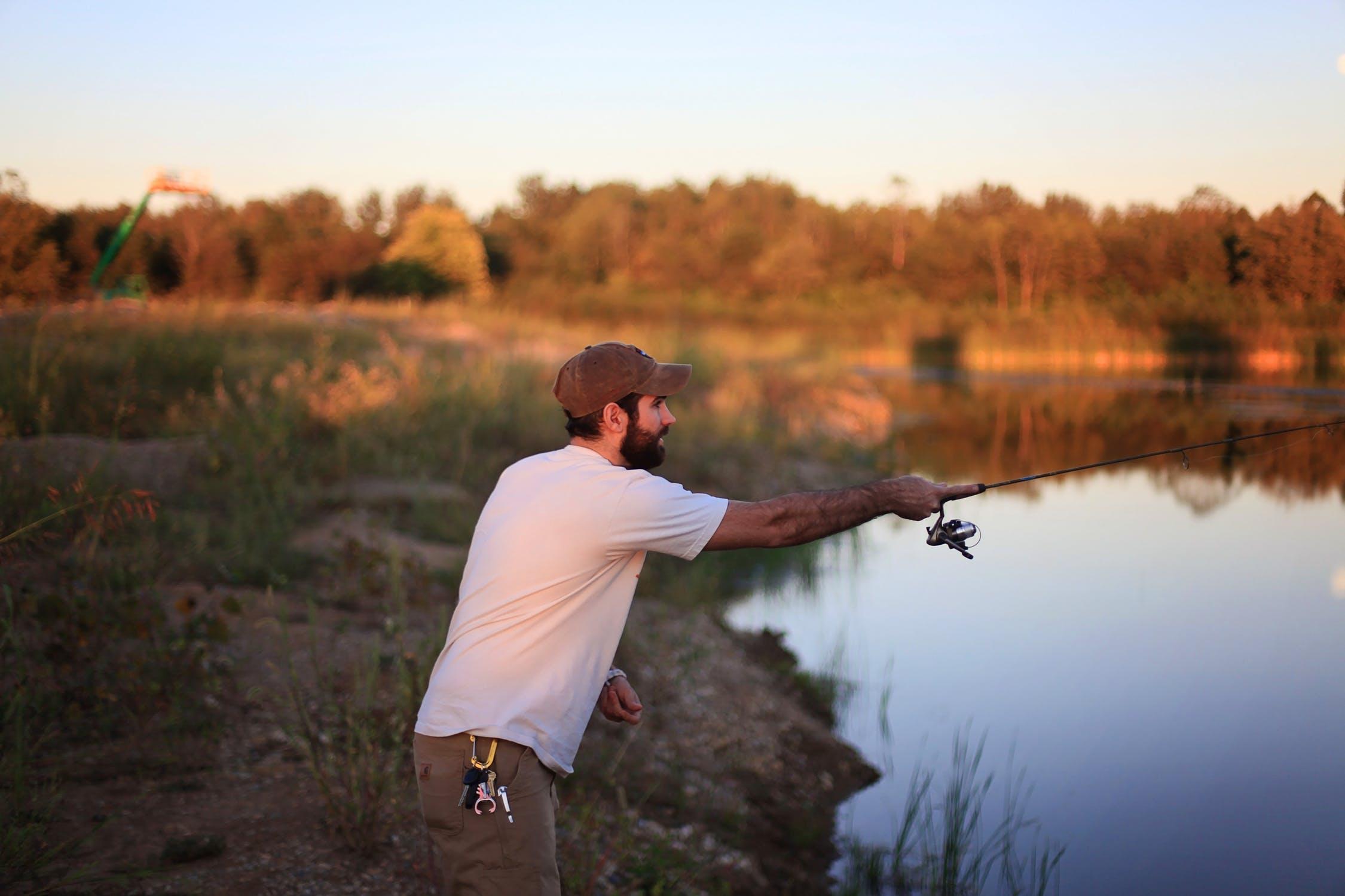 fiskemand