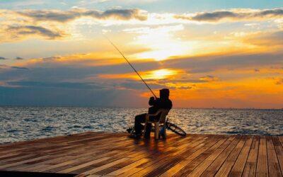 Skal du fiske i din sommerferie?