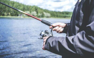 Tag gerne hunden med på fisketur, men…