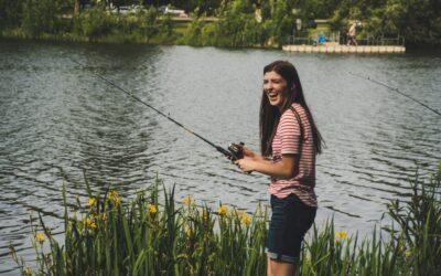 Start nemt og billigt som lystfisker